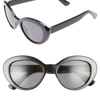BP. 50mm Vintage Cat Eye Sunglasses | Nordstrom