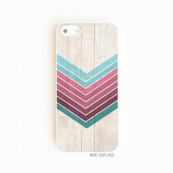 iPhone 5 Case iPhone 5S Case Wood Grain by onyourcasestore on Etsy