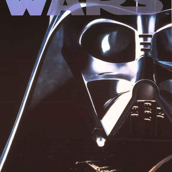 Star Wars Darth Vader 1995 Movie Poster 22x34