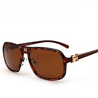 Hermes Popular Women Men Summer Style Sun Shades Eyeglasses Glasses Sunglasses I12379-1