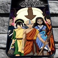 Avatar The Last Airbender for iPhone 4/4s, iPhone 5/5S/5C/6, Samsung S3/S4/S5 Unique Case *76*