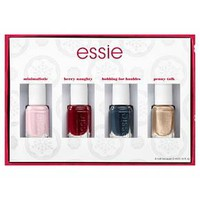 essie® Holiday Mini Nail Polish Kit
