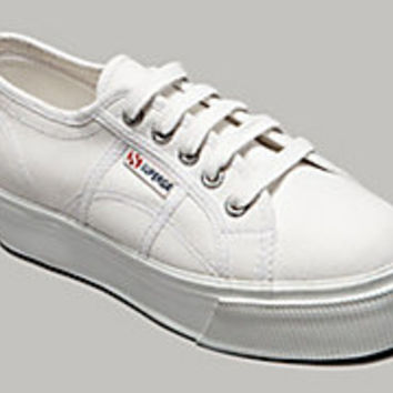 Superga-USA.com - 2790 ACOTW LINEA UP AND DOWN WHITE