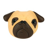 Pug Stress Ball for People