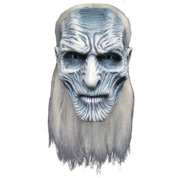 Costume Mask: Game Thrones White Walker Mask