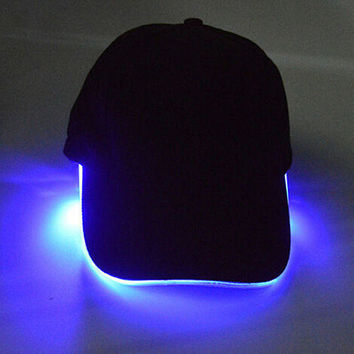 Creative Cool Light Up Baseball Cap Gift