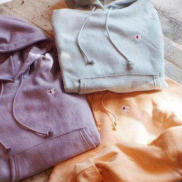 Champion Reverse Weave Hoodie Sweatshirt(6-Color) One-nice™