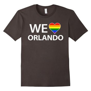 We Love Orlando, Pray for Orlando T-Shirt