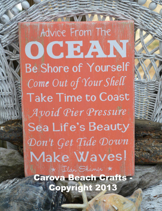 Advice From The Ocean Sign, Coral, Wood From Signs Of Love. Medical Cause Signs Of Stroke. Xray Signs Of Stroke. Hippie Signs Of Stroke. Hemispheric Signs Of Stroke. Fire Safety Signs. Led Signs Of Stroke. Tilt Signs. Cetus Star Signs