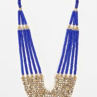 Grotto Beach Beaded Necklace