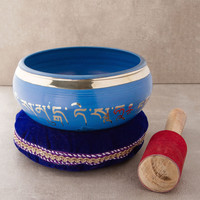 Medicine Buddha Singing Bowl Set - 6 inch