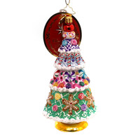 Christopher Radko BONBON DELIGHTS Glass Christmas Ornament Tree Sweets 1018611
