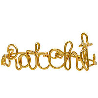 O-Mighty Bracelet Exclusive Ratchet Stackable in Gold