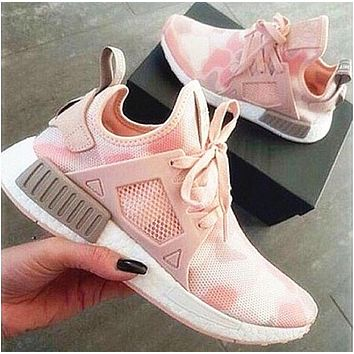 simpleclothesv £º Adidas NMD XR1.5 Woman Men Trending Camouflage Running Sports Shoes S
