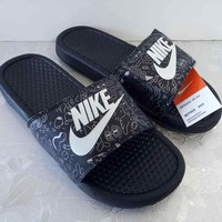 Nike Benassi JDI QS 31261B-011 Slide Sandals Flip Flops Slipper For Men Size 7-11