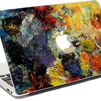 Stickers Macbook Decal Skin Macbook Air Skin Pro Skins Retina Cover Laptop Apple Christmas Gift New Year ( rm21)