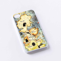 Game of Thrones Map iPhone 4/4S, 5/5S, 5C,6,6plus,and Samsung s3,s4,s5,s6