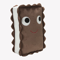 YUMMY Dessert Ice Cream Sandwich Plush Toy 13-Inch | Kidrobot