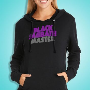 Black Sabbath Rock And Roll Tees Women'S Hoodie