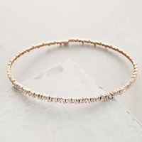 3ct White Diamond Choker in 18k Gold