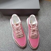 Hogan Women's Leather Sneakers Shoes