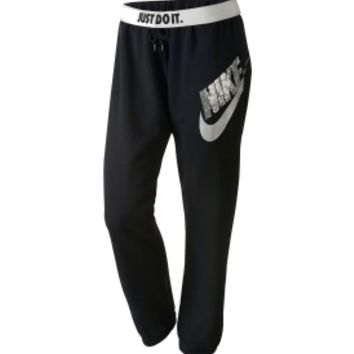 Nike Women's Rally Sequin Sweatpants | DICK'S Sporting Goods