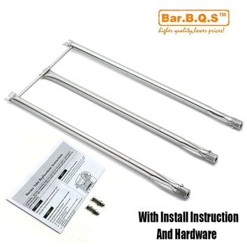 Bar.b.q.s Replacement Stainless Steel Burner SS7508 For Weber Models: Genesis Silver B & C, Genesis Gold B & C, (2002 & Newer Models); Spirit 700 Gas Grill