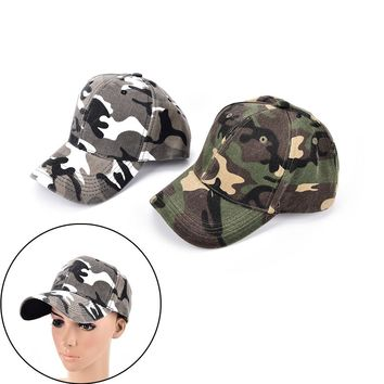 1 PC Outdoor camo Baseball Cap Men Tactical Cap Camouflage Snapback Hat For Men Bone Masculino Dad Hat Trucker