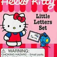Hello Kitty Little Letters Kit