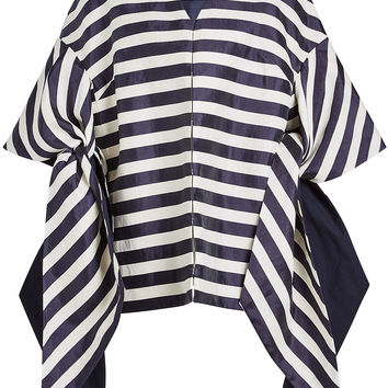Striped Tunic Top - Delpozo | WOMEN | KR STYLEBOP.COM