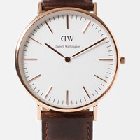 Daniel Wellington St. Andrews Rose Gold Watch - Free Worldwide Shipping from Watchismo.com