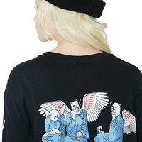 Heaven And Hell Long Sleeve