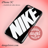 Nike Sport Brand Phone case for iPhone 5C and another iPhone devices