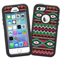 "Exotic Tribal ""Protective Decal Skin"" for OtterBox Defender iPhone 5s Case"