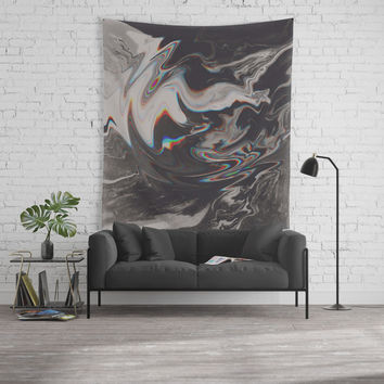 Come with me Wall Tapestry by duckyb