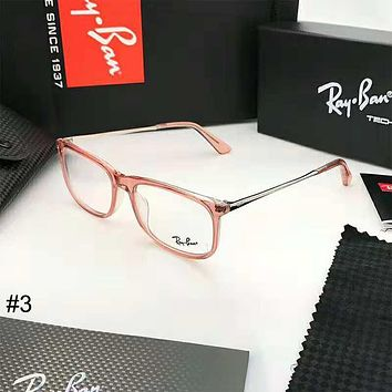 RayBan classic glasses frame for men and women retro plate glasses frame #3