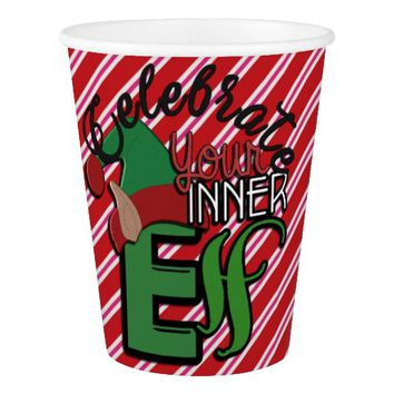 Christmas Celebration PAPER CUPS