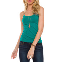 Shirley Top - Teal