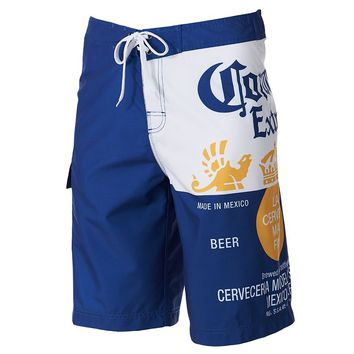 Corona Extra Board Shorts - Men