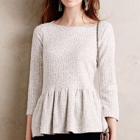 Winnowed Hem Pullover