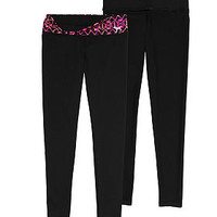 Reversible Ultimate Yoga Leggings - PINK - Victoria's Secret