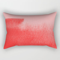Dynamic Duo Rectangular Pillow by duckyb