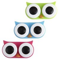 Owl Contact Lens Cases