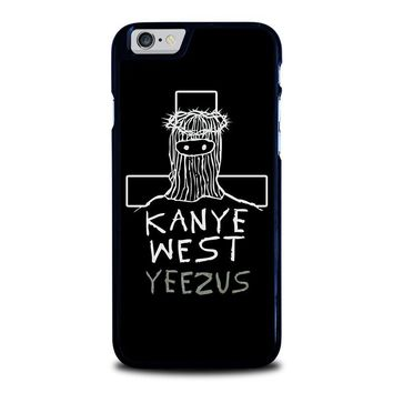 KANYE WEST YEEZUS iPhone 6 / 6S Case Cover