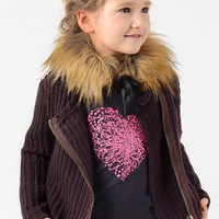 Imoga Fur Collar - FINAL SALE