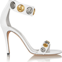 Marc Jacobs - Embellished leather sandals