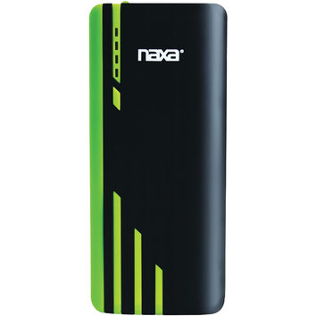 Naxa 10000mah Canteen Portable Power Pack