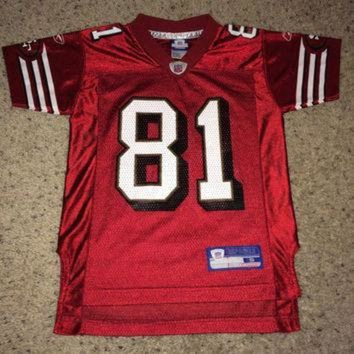 PEAPYD9 Sale!! San Francisco SF 49ers Football Jersey NFL Shirt