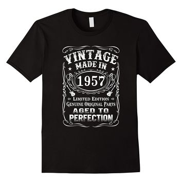 Vintage Made In 1957 Aged To Perfection Shirt