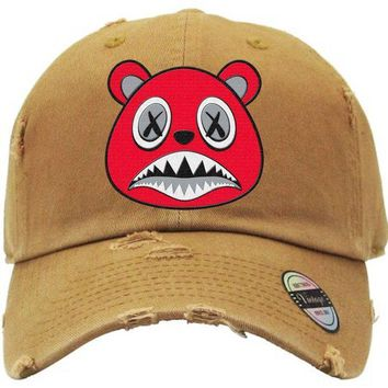 Angry Baws Chutney Dad Hat - Jordan Wheat Golden Harvest